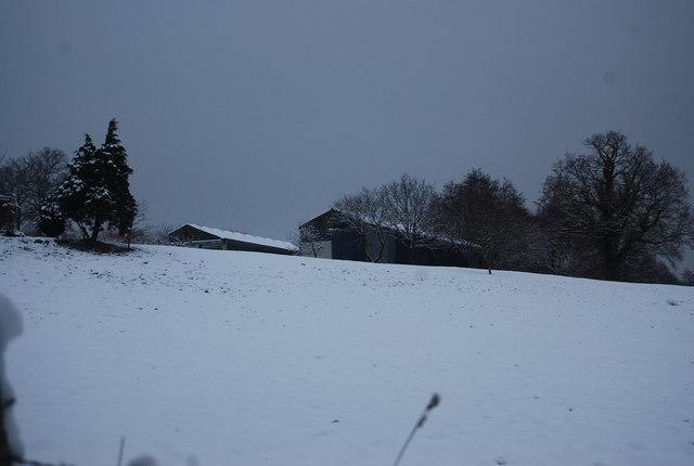 Farm Buildings, Hillside Farm