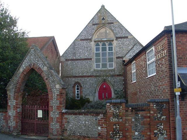 Former Methodist Church, Lane End