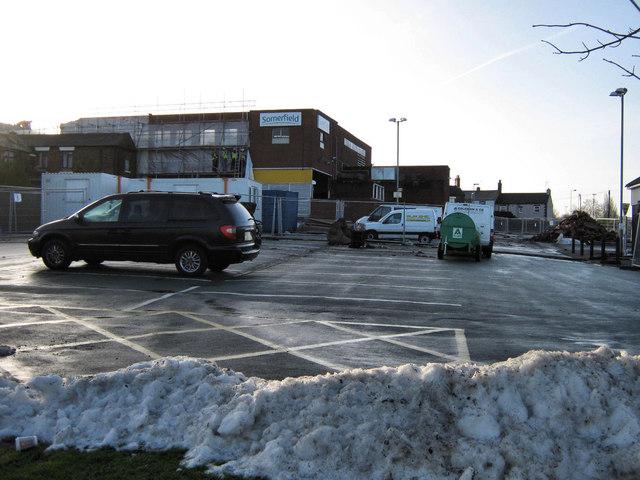 Old Car Park (1)