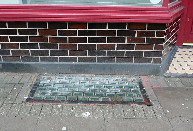 Pavement lights, Worcester Street, Wolverhampton