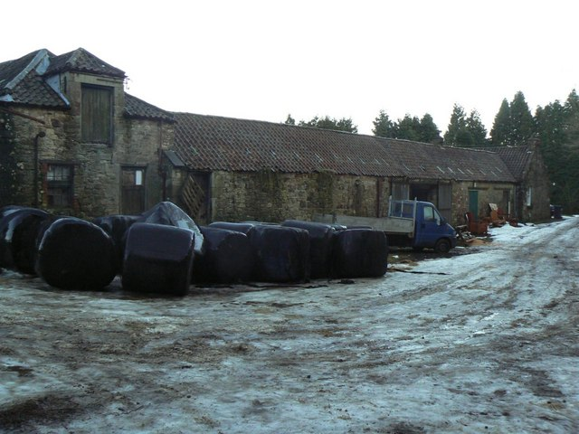 Westfield farm outbuildings