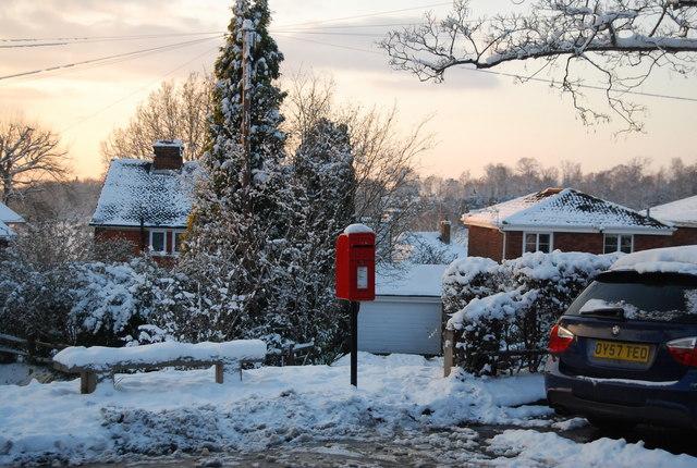 Postbox, Spring Lane
