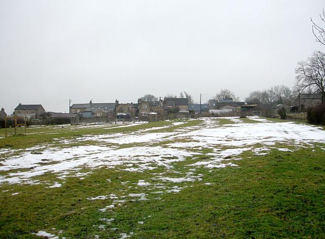 Rigg and Furrow north of Boldron