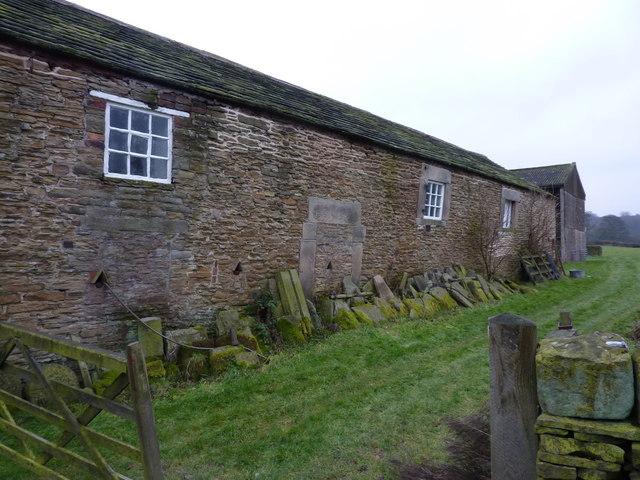 Barn at Johnnygate, Millthorpe