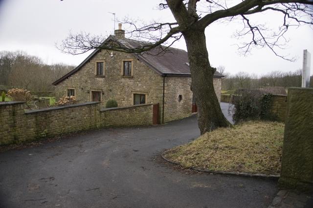House next to Parkhead Farm
