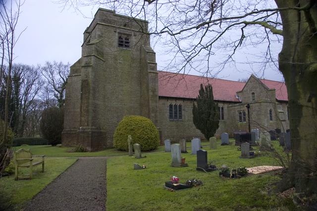 All Saints Church Barnacre