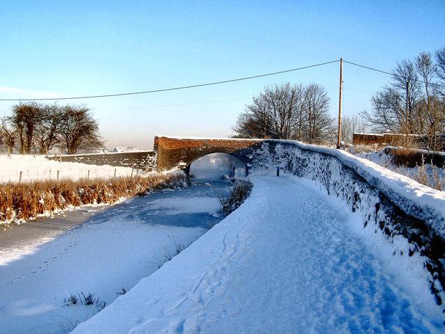 Bury & Bolton Canal (Withins Bridge)
