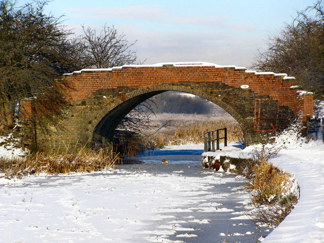 Bury & Bolton Canal, Rothwell Bridge
