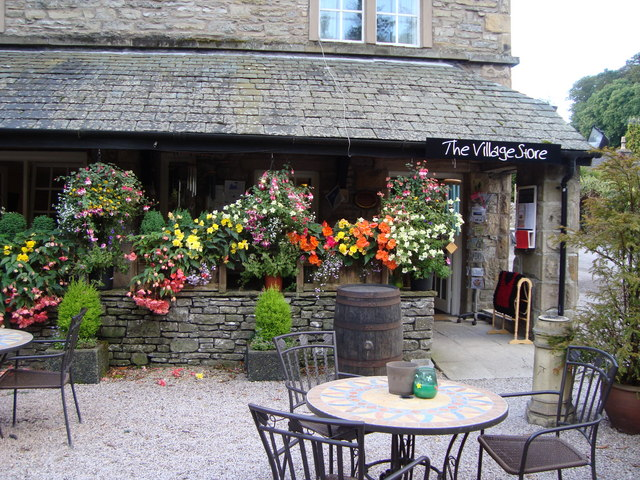 The Village Store, Ravenstonedale