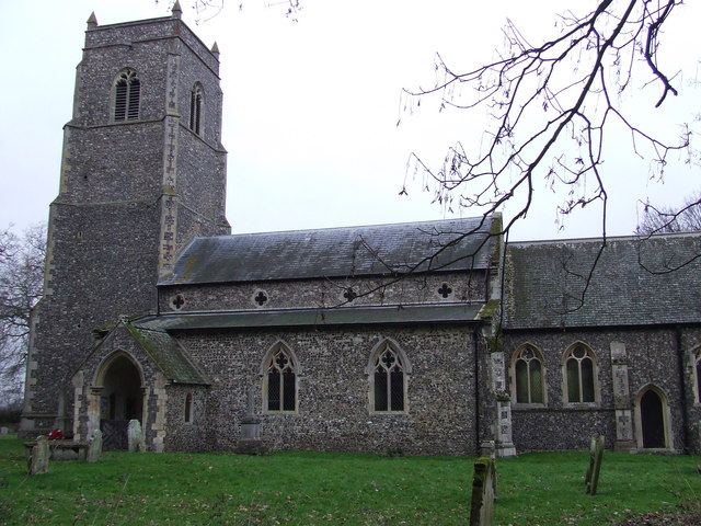 St Swithin Frettenham