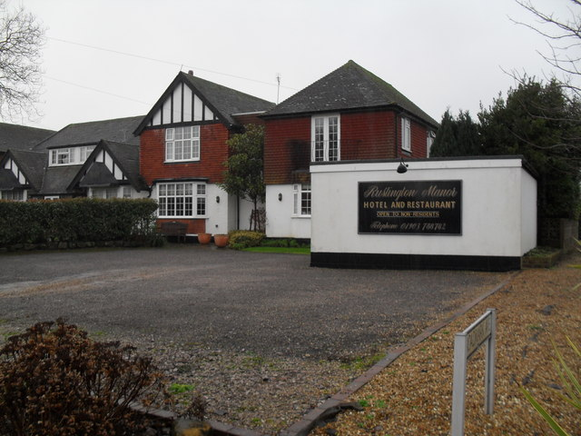 The Rustington Manor in Broadmark Lane