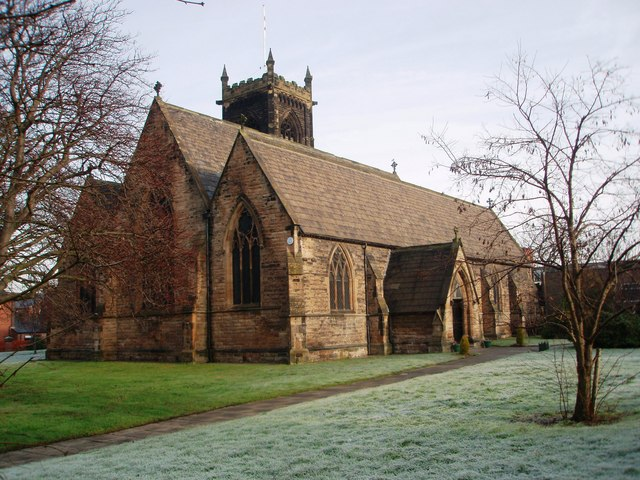 Church of St Paul, North Thornaby