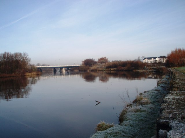 River Tees at Thornaby