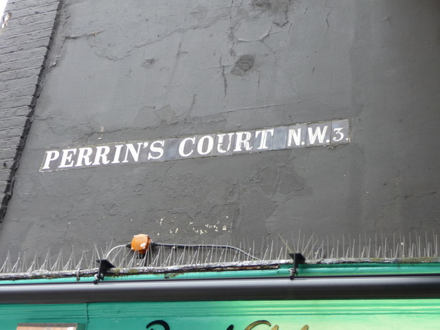 Perrin's Court, London NW3