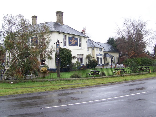 The Mortimer Arms,  Ower