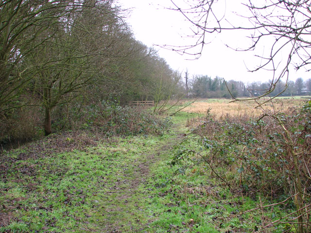 Footpath west of Whitlingham Lane