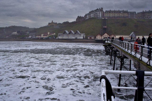Saltburn from the Pier