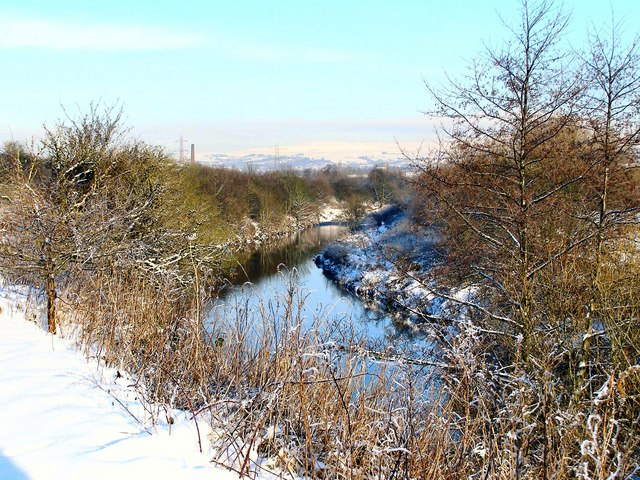 River Irwell, Lower Hinds