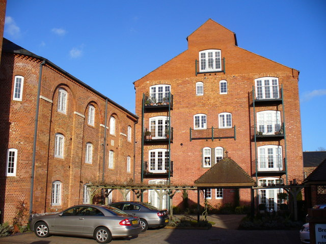 Brewery Quarter, Marlow