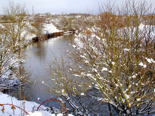 River Irwell, Warth Fold