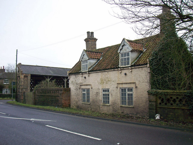 Cottage, High Street, Great Limber