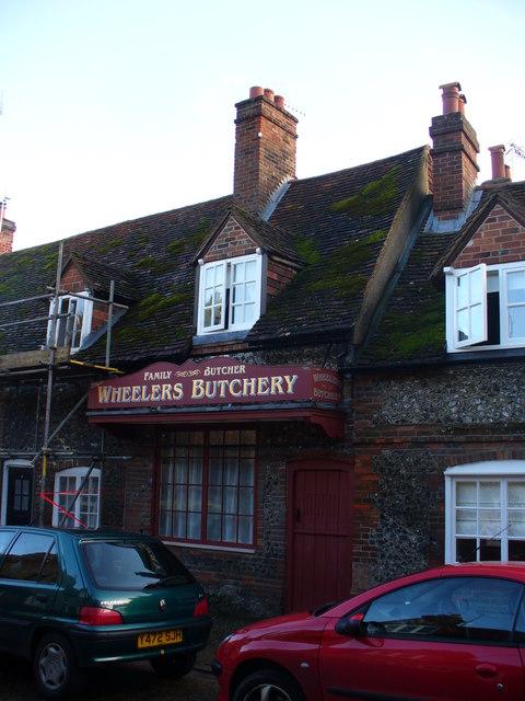 Film Set Village, Hambleden