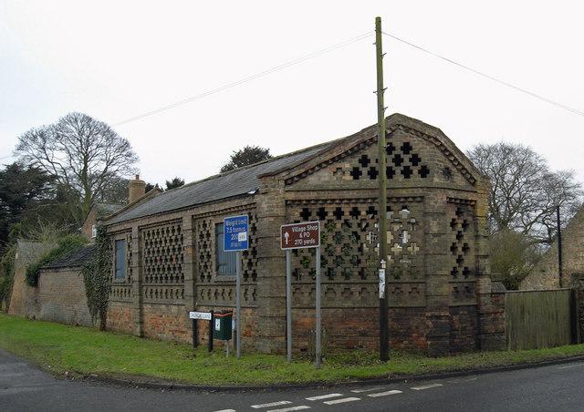 Listed Barn, Great Limber