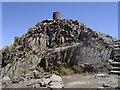 SH6054 : The summit of Yr Wyddfa by Euan Nelson