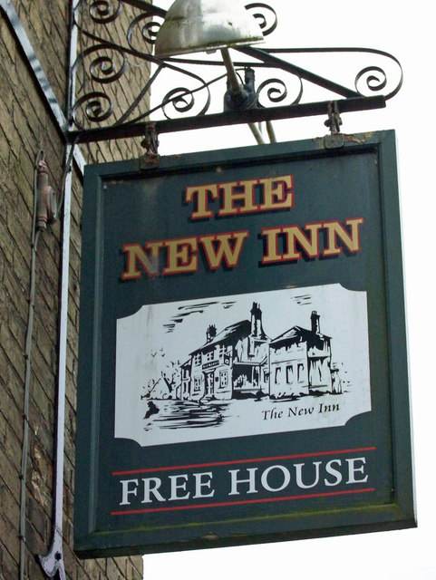 The Sign of the New Inn, Great Limber