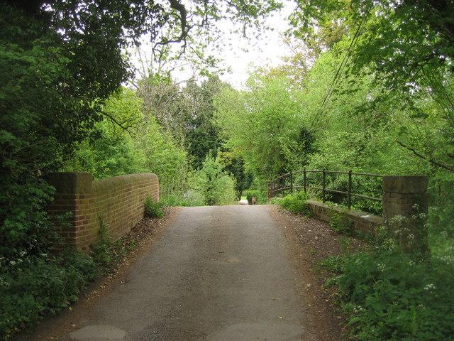 Slade's Bridge - Heather Lane