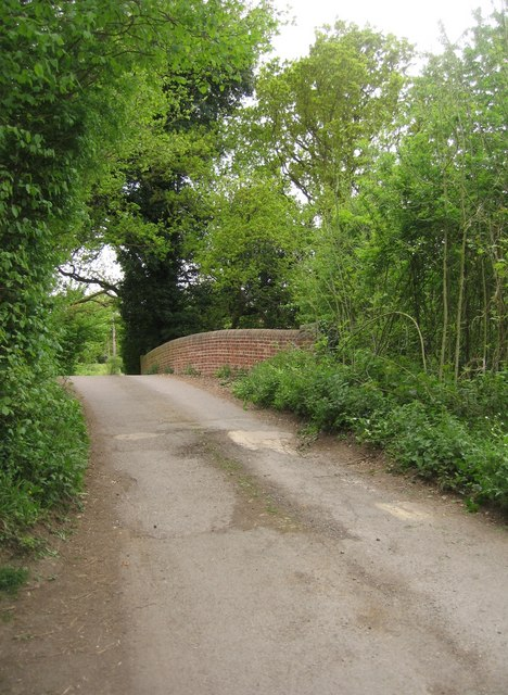 Slade's Bridge - Heather Lane