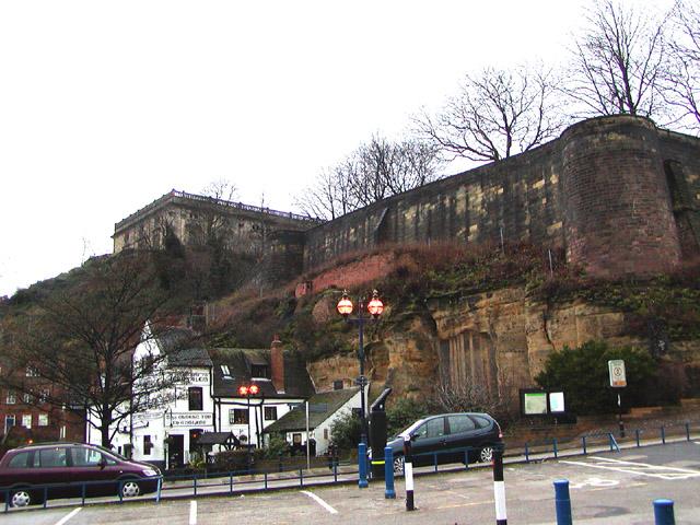 Castle and Ye Olde Trip to Jerusalem