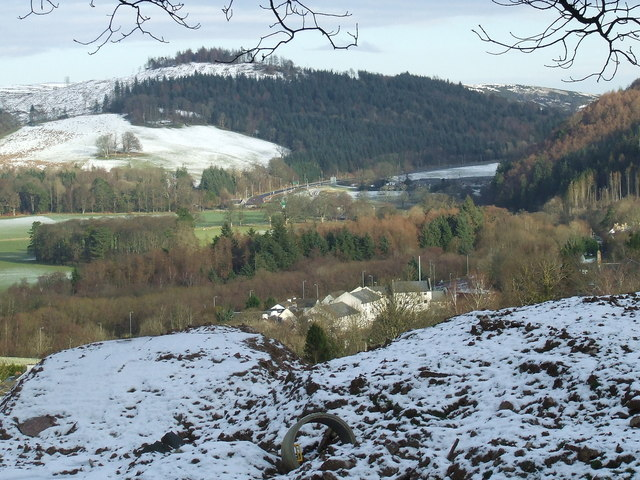 Inverkip and the KipValley