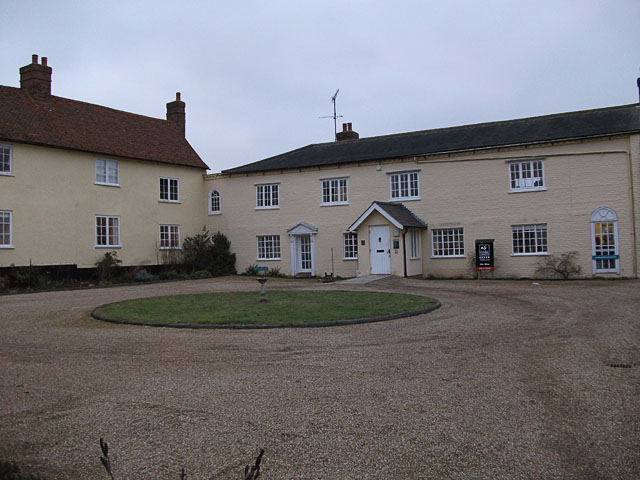 Abbotts Hall, the Essex Wildlife Trust headquarters