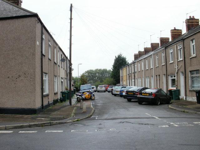 Frank Street, Newport