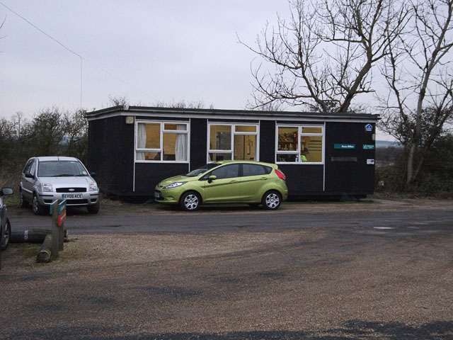 Abbotts Hall Farm Office