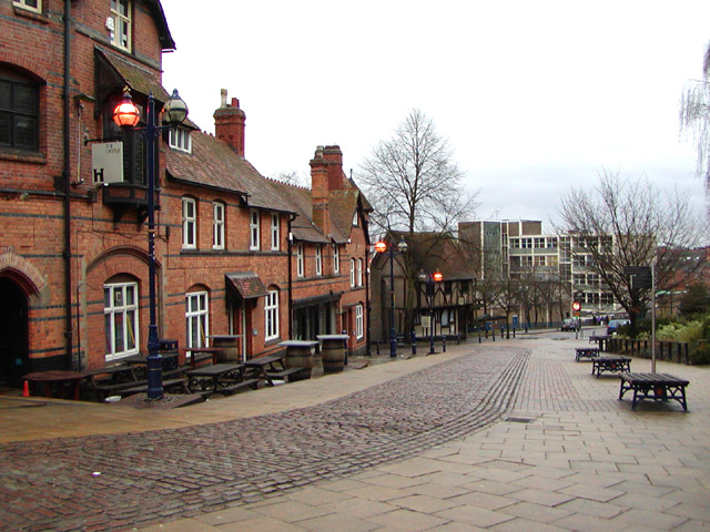 Castle Road, Nottingham