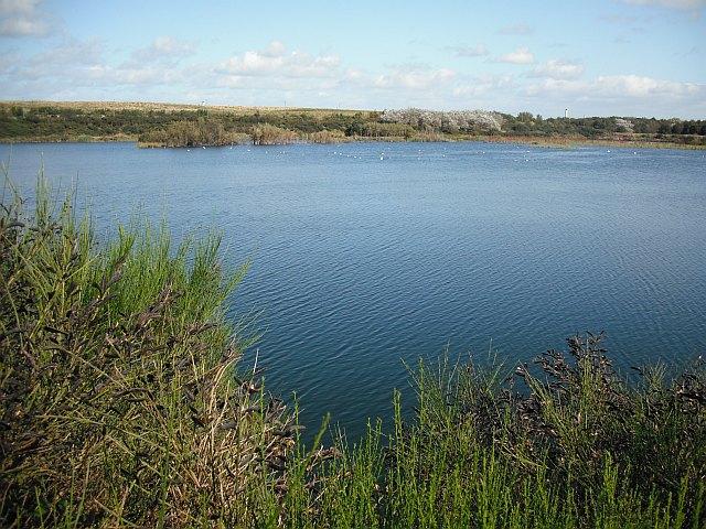 Shewalton Sandpits Nature Reserve