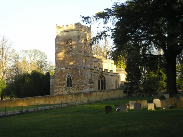 Great Tew: St Michael's & All Angels Church