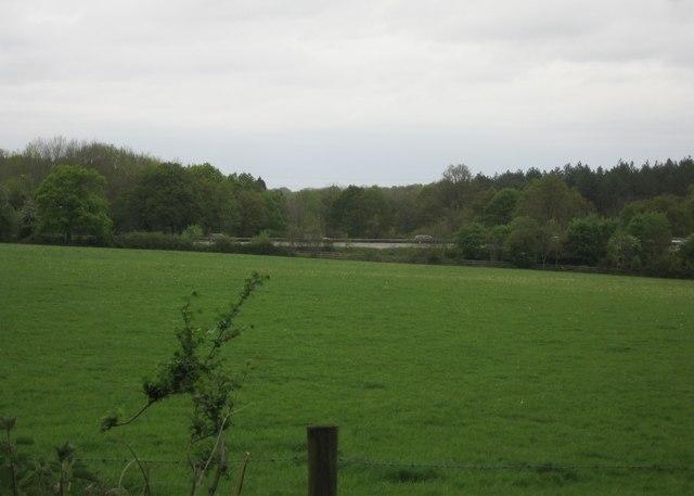 M3 passing through Hang Wood