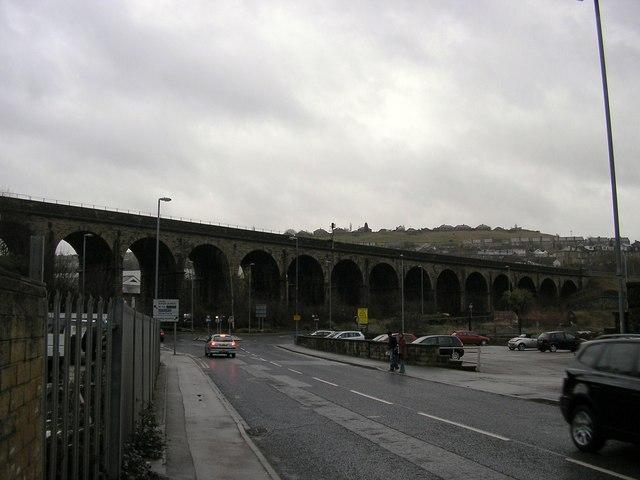 Batley  Railway Viaduct