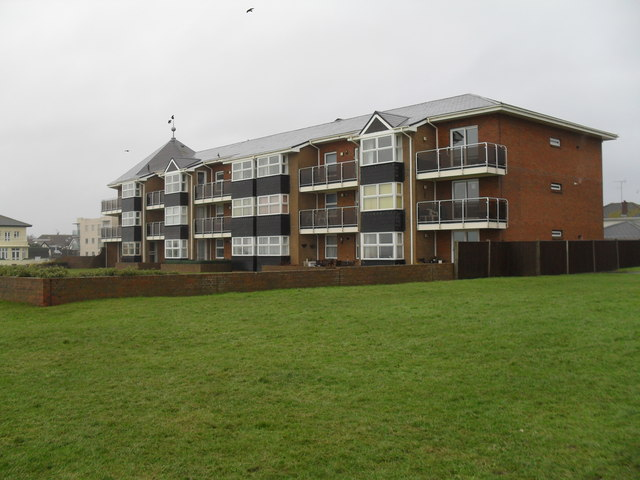 Flats on Broadmark Beach