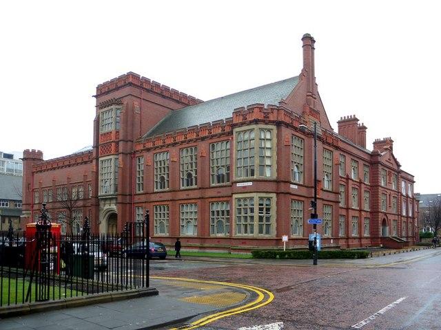 College Street, Newcastle