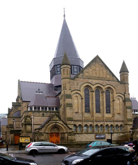Church of St James, Northumberland Road