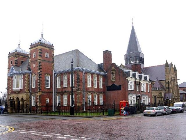 Dame Allan's School, College Street