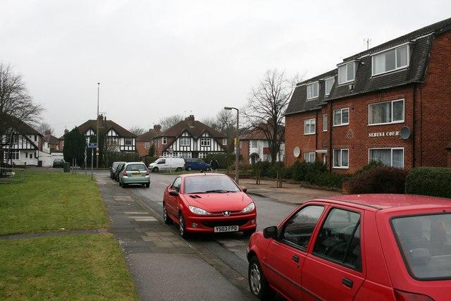 Tattershall Drive