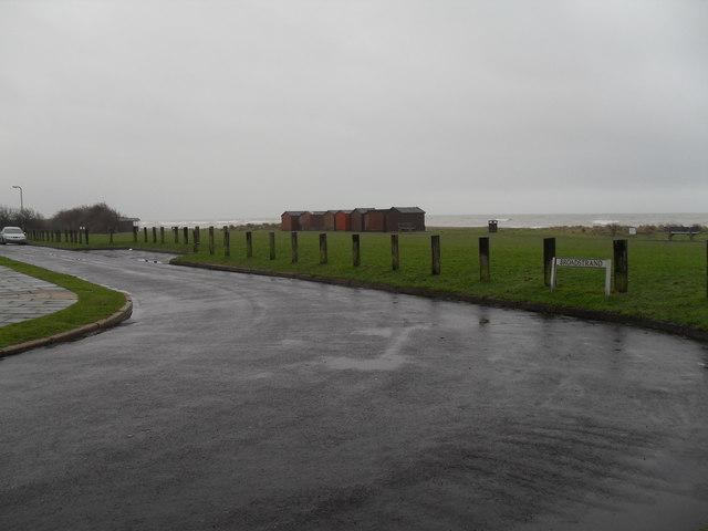 Boundary of Mariners Walk and Broad Strand
