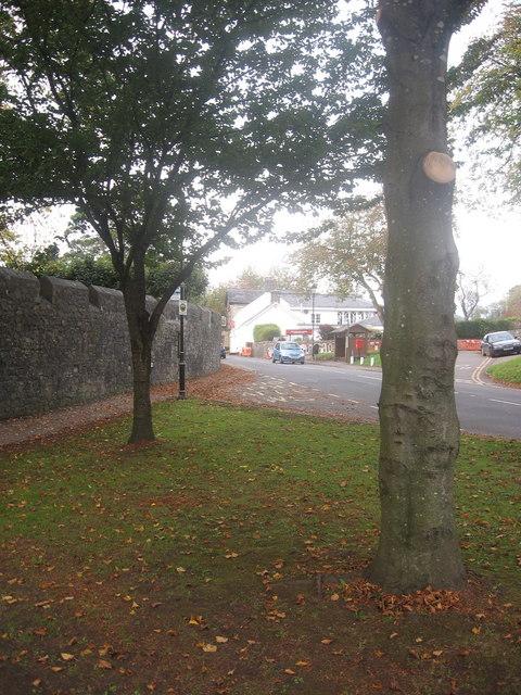 St Fagans in Autumn