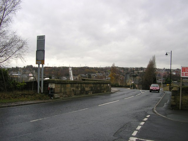 Bridge MDL1/29, B6124 Soothill Lane, Batley