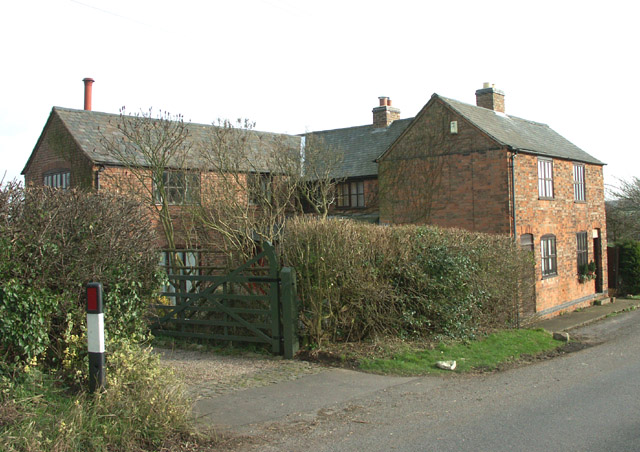 Converted cottages near Rotherby